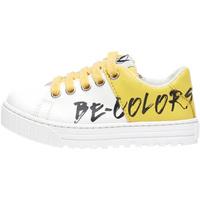 Scarpe Unisex bambino Sneakers basse Naturino 2014918 02 Giallo