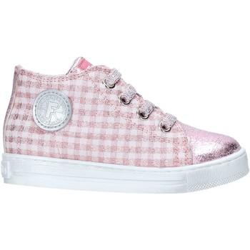Scarpe Bambina Sneakers alte Falcotto 2014600 10 Rosa