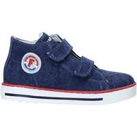 Scarpe Unisex bambino Sneakers alte Falcotto 2014604 04 Blu