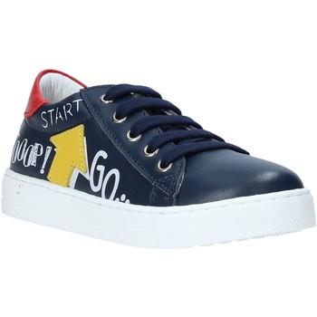Scarpe Unisex bambino Sneakers basse Falcotto 2014628 01 Blu