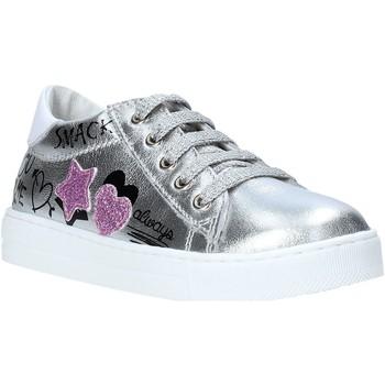 Scarpe Bambina Sneakers basse Falcotto 2014628 02 Argento