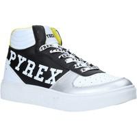 Scarpe Donna Sneakers alte Pyrex PY020207 Nero