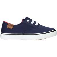 Scarpe Unisex bambino Sneakers basse Fred Mello S20-SFK303 Blu