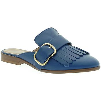 Scarpe Donna Zoccoli Mally 6116 Blu