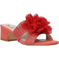 Scarpe Donna Ciabatte Love To Love EVA5106 Rosso