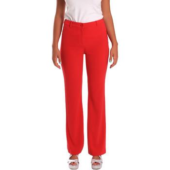 Abbigliamento Donna Chino Gaudi 811FD25013 Rosso