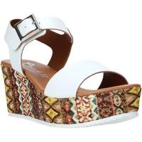 Scarpe Donna Sandali Grace Shoes 06 Bianco