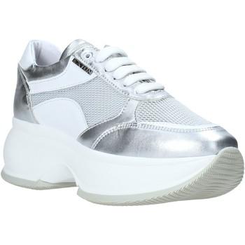 Scarpe Donna Sneakers basse Exton 1575 Argento