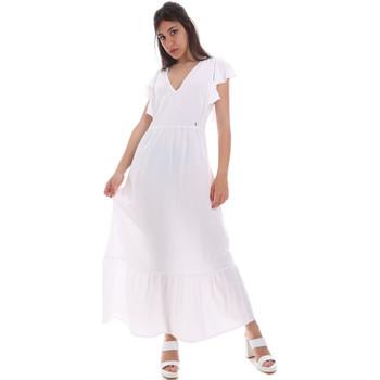Abbigliamento Donna Abiti lunghi Gaudi 011BD15039 Bianco