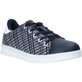 Scarpe Unisex bambino Sneakers basse U.s. Golf S20-SUK621 Blu