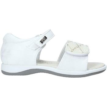 Scarpe Bambina Sandali Miss Sixty S20-SMS756 Bianco