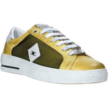Scarpe Uomo Sneakers basse Exton 177 Giallo