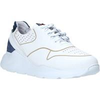 Scarpe Uomo Sneakers basse Exton 237 Bianco