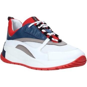 Scarpe Uomo Sneakers basse Exton 291 Bianco