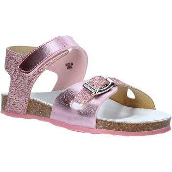 Scarpe Bambina Sandali Grunland SB1501 Rosa