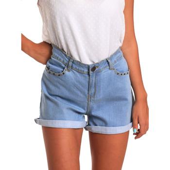 Abbigliamento Donna Shorts / Bermuda Smash S1871408 Blu