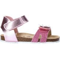 Scarpe Bambina Sandali Grunland SB1545 Rosa