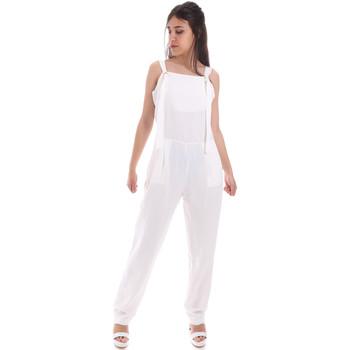 Abbigliamento Donna Tuta jumpsuit / Salopette Gaudi 011BD25049 Bianco