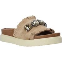 Scarpe Donna Ciabatte Bueno Shoes CM2217 Beige