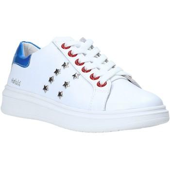 Scarpe Unisex bambino Sneakers basse Holalà HS0064L Bianco