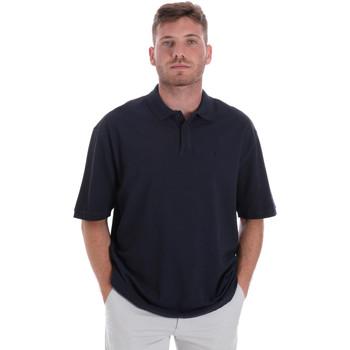 Abbigliamento Uomo Polo maniche corte Les Copains 9U9016 Blu
