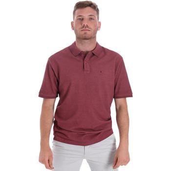 Abbigliamento Uomo Polo maniche corte Les Copains 9U9016 Rosso