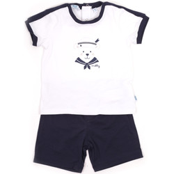 Abbigliamento Bambino Completo Melby 20L5000 Blu