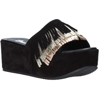 Scarpe Donna Ciabatte Grace Shoes C21 Nero