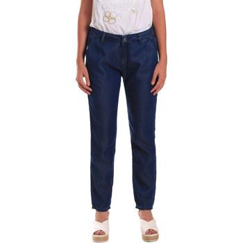 Abbigliamento Donna Jeans Gaudi 811BD26028 Blu