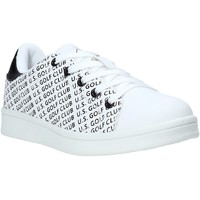 Scarpe Unisex bambino Sneakers basse U.s. Golf S20-SUK621 Bianco