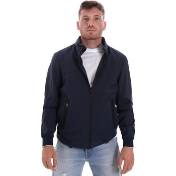 Abbigliamento Uomo Giubbotti Les Copains 9UB082 Blu