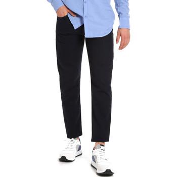 Abbigliamento Uomo Chino Les Copains 9U3021 Blu