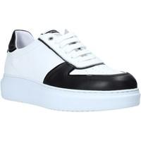 Scarpe Uomo Sneakers basse Exton 956 Nero