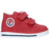 Scarpe Unisex bambino Sneakers alte Falcotto 2014604 04 Rosso