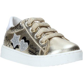 Scarpe Bambina Sneakers basse Falcotto 2014628 02 Oro