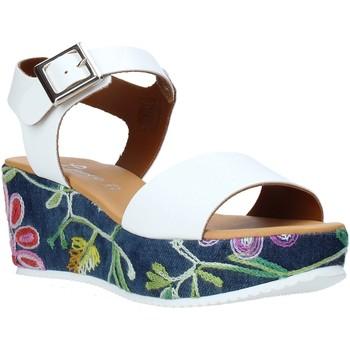 Scarpe Donna Sandali Grace Shoes 02 Bianco
