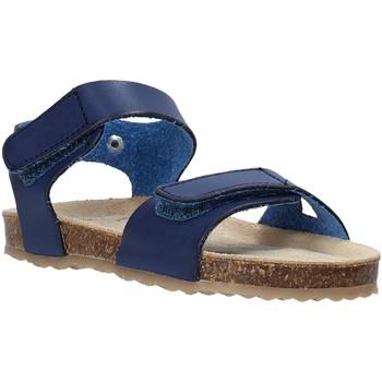 Scarpe Unisex bambino Sandali Grunland SB1550 Blu