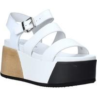 Scarpe Donna Sandali Cult CLE104335 Bianco