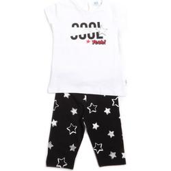 Abbigliamento Bambina Completo Melby 90L9001 Nero