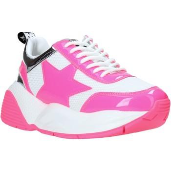 Scarpe Donna Sneakers basse Shop Art SA020044 Rosa