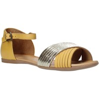 Scarpe Donna Sandali Bueno Shoes N0734 Giallo