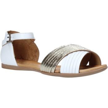 Scarpe Donna Sandali Bueno Shoes N0734 Bianco