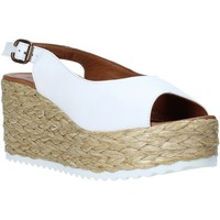 Scarpe Donna Sandali Bueno Shoes N3603 Bianco