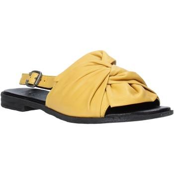 Scarpe Donna Sandali Bueno Shoes Q2005 Giallo