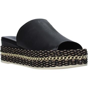 Scarpe Donna Ciabatte Bueno Shoes Q5905 Nero