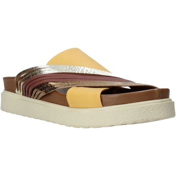 Scarpe Donna Ciabatte Bueno Shoes CM2206 Giallo
