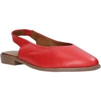 Scarpe Donna Sandali Bueno Shoes N0102 Rosso