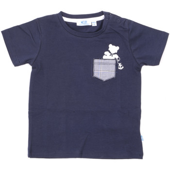Abbigliamento Unisex bambino T-shirt maniche corte Melby 20E5070 Blu