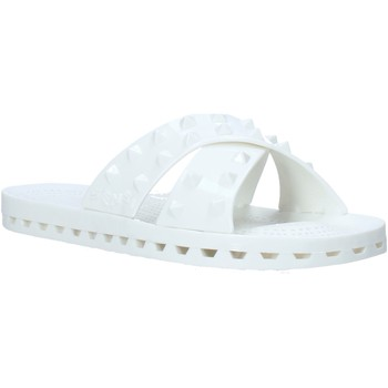 Scarpe Donna Ciabatte Sensi 4300/PY Bianco