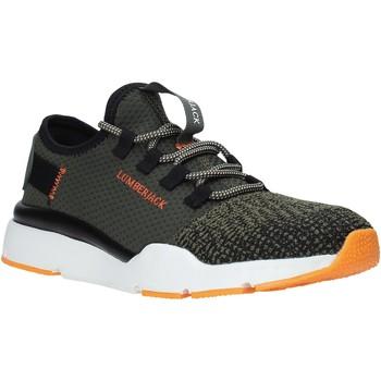 Scarpe Uomo Sneakers basse Lumberjack SM63511 001 C01 Verde